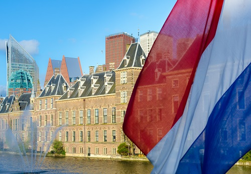 Dutch Parliament in The Hague