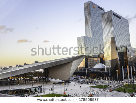stock-photo-rotterdam-netherlands-february-city-skyline-and-new-rotterdam-central-station-an-178508537