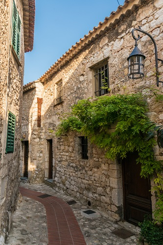 Charming Provencal house in Eze, Cote d'Azur, France