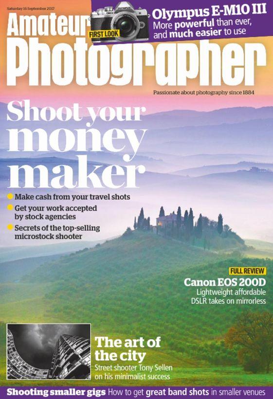 Amateur photographer guide