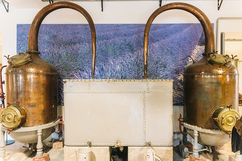Grasse in Cote d'Azur, France is considered the World Capital of Perfume