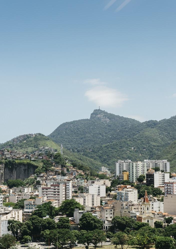 Rio de Janeiro neighbourhood of Tijuca