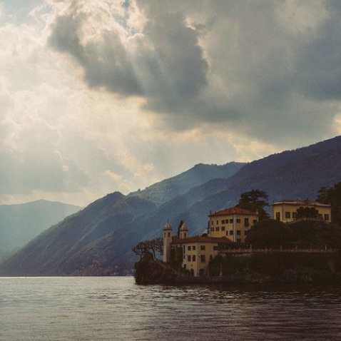 Lake Como, in northern Italy's Lombardy region is an upscale resort area known for its dramatic scenery