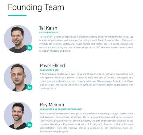 Founding Team