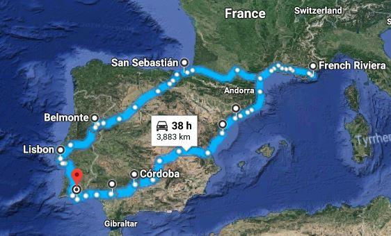 Iberian updates