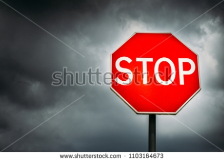 stock-photo-conceptual-stop-sign-with-stormy-background-and-copy-space-metaphor-for-warning-caution-and-danger-1103164673