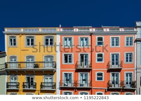 colourful-facade-buildings-lisbon-portugal-450w-1195222843