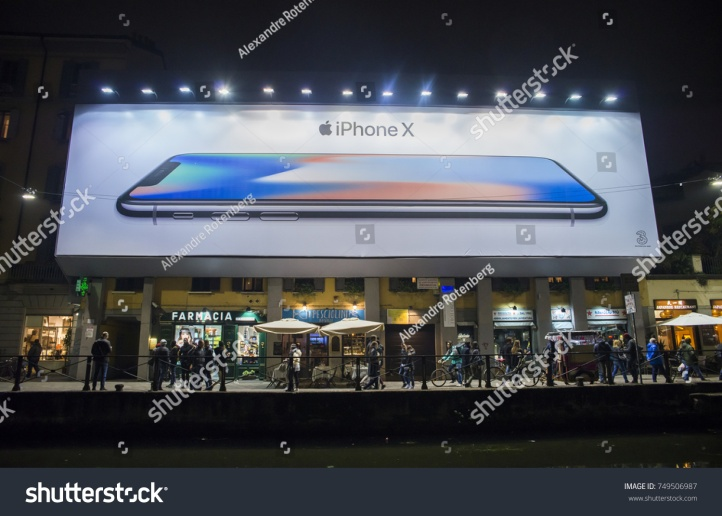 stock-photo-milan-italy-november-rd-giant-billboard-for-apple-s-iphone-x-which-was-released-in-italy-749506987
